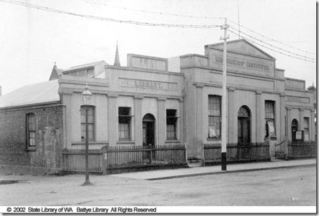 Mechanics Institute - 1851 Building