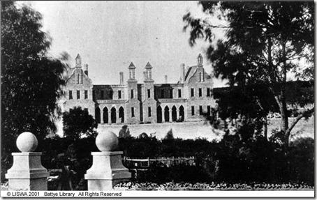 Fremantle Asylum