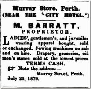 1879 Advertising