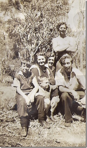 Mary Elizabeth Theakston & Family