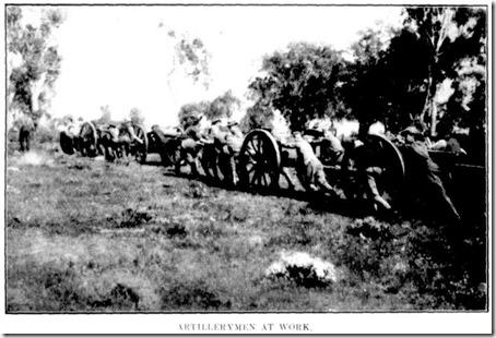 Artillerymen