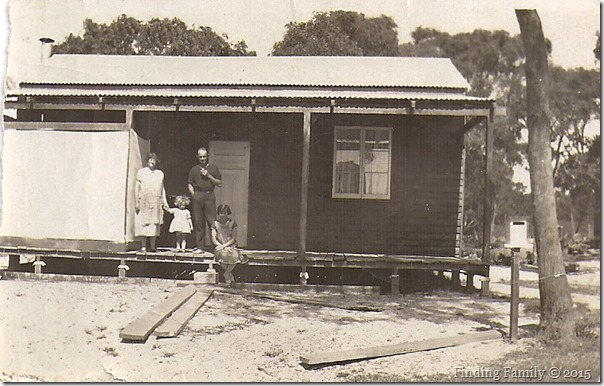 Barratt Charles - Built this house in Gale Street, Busselton in 1924