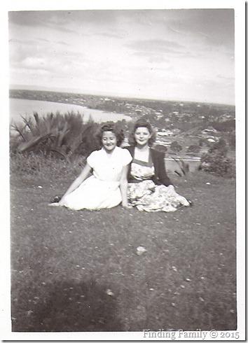 Gwen Harwood & Audrey Hatch at Kings Park