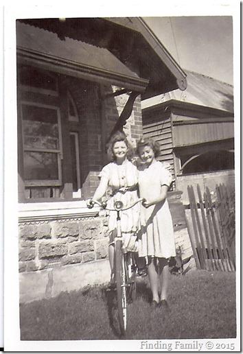 Gwen Harwood & Audrey Hatch