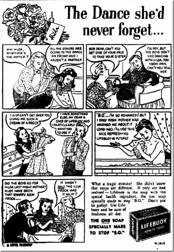 Lifebuoy, Advocate, 20 November 1945, Pg 6