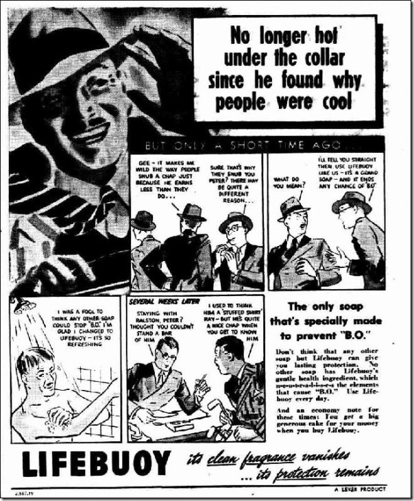 Lifebuoy, Recorder, 20 January 1941, Pg 3