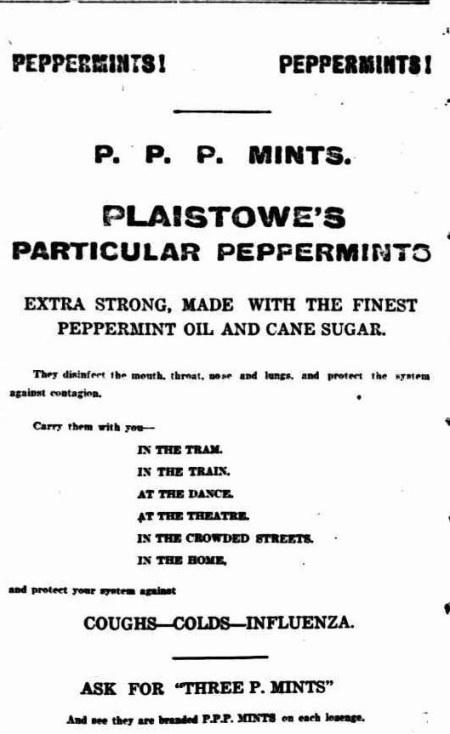 PPP Mints