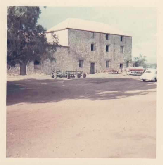 04 - Old Mill. Greenough Flats Wonga Park