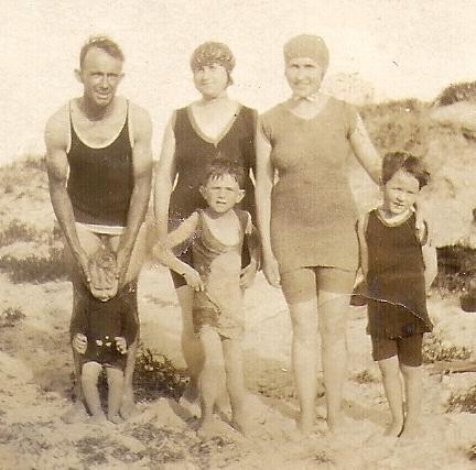 1926 Bathing Costumes