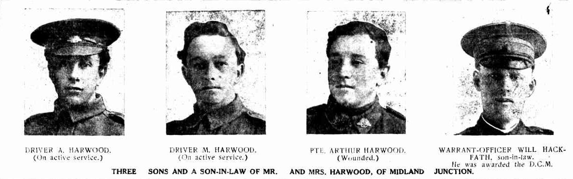 Harwood Sons