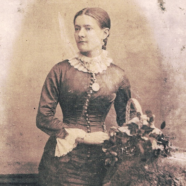 Mary Esther White formerly Wallace nee Mather